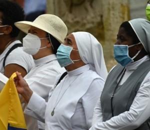 Um minuto pela paz na Terra Santa e Mianmar