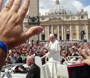 Papa: nem tudo se resolve com a justiça, é preciso perdoar para ser perdoado