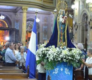 Padre Paulo Vinícius presidiu segundo dia da Novena