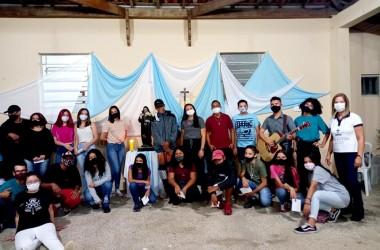 Comunidade Santa Rita realizou Encontro de Jovens