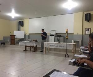 Primeiro dia da Assembleia paroquial